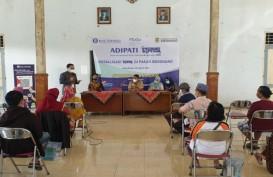 Bank Indonesia Gandeng Bank Jateng Sosialisasikan QRIS kepada Pedagang Pasar