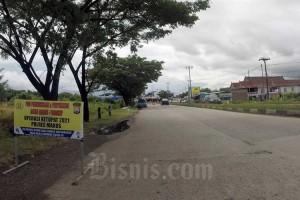 Pos Penyakatan Arus Mudik di Sulawesi Selatan Tidak Dijaga Petugas