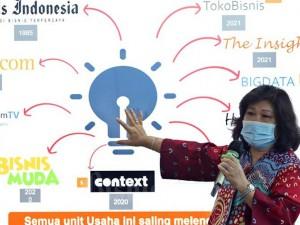 Bisnis Indonesia Luncurkan Bisnis.id dan Hypeabis.id