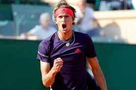 Rafael Nadal Tersingkir di Tenis Madrid Terbuka, Disikat…