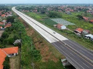 Tol Trans Jawa Terpantau Sepi Saat Penerapan Larangan Mudik Lebaran