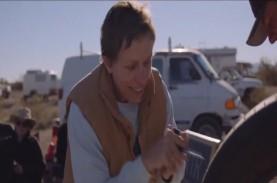 FILM FIKSI DOKUMENTER : Nomadland & Kehidupan Nomaden…