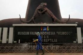 Objek Wisata Jakarta Buka saat lebaran Tapi Kapasitas…