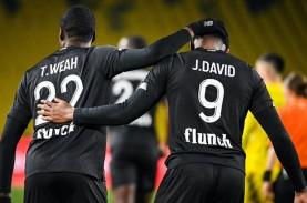 Jadwal & Klasemen Liga Prancis, Seru Beradu Lille–PSG…