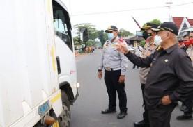Penyekatan Hari Kedua di Kasembon Malang, 220 Kendaraan…