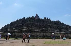 Candi Borobudur Tutup 8-17 Mei