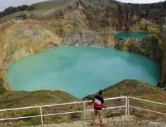 Tak Mau Ambil Risiko, Wisata Danau Kelimutu Ditutup Saat Libur Lebaran