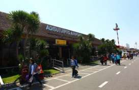 Bandara Adisucipto Yogyakarta Beroperasi hanya Sampai Pukul 12.00 WIB