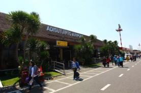 Bandara Adisucipto Yogyakarta Beroperasi hanya Sampai…