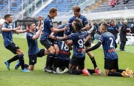 Jadwal Serie A : Juve vs Milan, 5 Tim Rebutan 3 Tiket Liga Champions