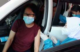 Update Corona 8 Mei: 13,28 Juta Orang Telah Divaksin Dosis Pertama