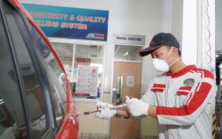 Selagi tidak ada kegiatan rutin, Anda dapat memanfaatkan momen libur Lebaran untuk memperbaiki bodi kendaraan yang rusak.  - Auto2000