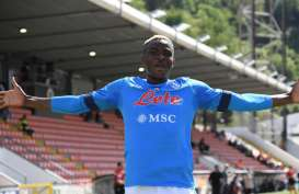 Hasil Serie A : Sikat Spezia, Napoli Lewati Atalanta, Juventus, Milan