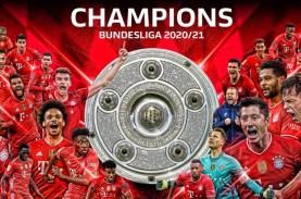 Bayern Munchen Juara Bundesliga Jerman 30 Kali Sepanjang…
