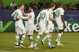 Hasil Liga Jerman: Tekuk Union Berlin, Wolfsburg Jaga…