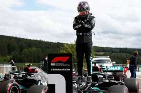 Hamilton Raih Pole Position ke-100 Sepanjang Karier…
