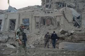 Ibu Kota Afganistan Diguncang Ledakan Bom, Sedikitnya…