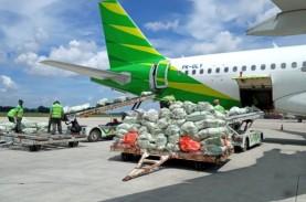 Penerbangan Kargo Citilink Melesat, Mayoritas Barang…