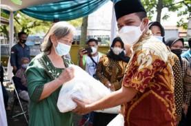 Pemkab Bandung Gelar Operasi Pasar Murah di 6 Titik