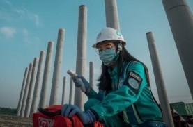 Kuartal I/2021, PTPP Realisasikan Kontrak Baru Rp2,5…