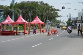 Jalur Pantura Cirebon Lancar, Dominasi Kendaraan Lokal…