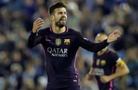 Seri vs Atletico, Bek Barcelona Gerard Pique Yakin Masih Bisa Juara