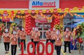 Alfamart (AMRT) Tebar Dividen Tunai Rp386,17 Miliar