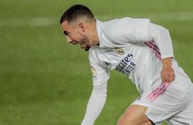 Picu Kontroversi, Eden Hazard Tetap Masuk Skuad Madrid vs Sevilla
