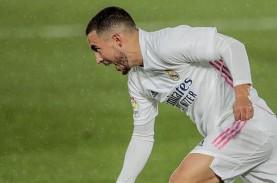 Picu Kontroversi, Eden Hazard Tetap Masuk Skuad Madrid…