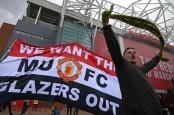 Manchester United Kehilangan US$279 Juta Usai Diprotes Fans