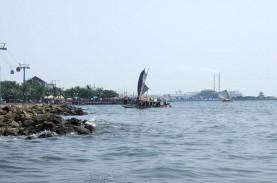 Cara Kemenhub Awasi Perairan Teluk Jakarta Selama…