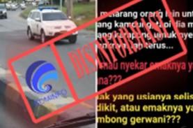 Hoaks, Jokowi Mudik Saat Pelarangan Diberlakukan