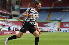 Hasil Liga Inggris : MU Sikat Villa, Pesta Juara ManCity…