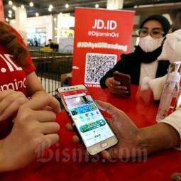 Tarik Pelanggan Baru, JD.ID Ekspansi ke Bandung