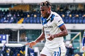Hasil Liga Italia, Atalanta Jaga Peluang Raih Tiket…