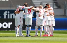 Hasil Bundesliga Jerman, Frankfurt Keluar dari Zona Liga Champions