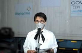 Menlu Retno Tegaskan Indonesia Dukung Penghapusan Hak Paten Vaksin Covid-19