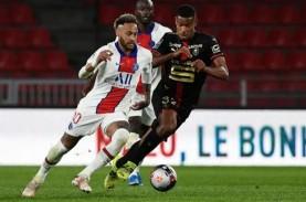 PSG Seri vs Rennais, Terancam Kehilangan Gelar Juara…