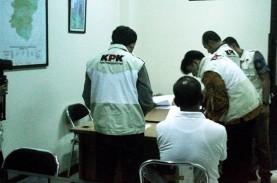 Betulkah OTT di Nganjuk Dipimpin Pegawai KPK yang…