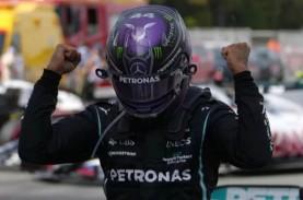 F1, Lewis Hamilton Penguasa GP Spanyol, Atasi Max…