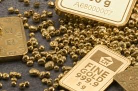 Harga Emas Hari Ini, Senin 10 Mei 2021, Melaju di…