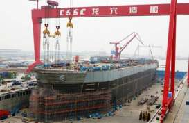Galangan Kapal China Tolak Kapal dari India