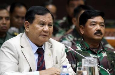 Rumor Mafia Alutsista, Prabowo Ingatkan Pejabat Kemhan Tak Main-main