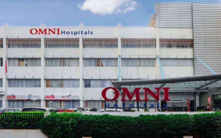 RS Omni Pulomas, salah satu rumah sakit yang dikelola oleh PT PT Sarana Meditama Metropolitan Tbk. / omnihospitals