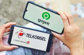 Lagi, Telkomsel Suntik Dana Rp4,3 Triliun ke Gojek