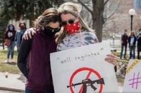 Lagi, Terjadi Penembakan di AS. Tujuh Orang Tewas…