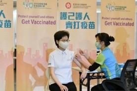 Kian Banyak Warga Hong Kong Tak Percaya Vaksin, Pasokan…
