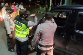 Polisi Prediksi Jalur Pantura Kabupaten Cirebon Dipadati…