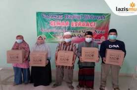 Lazismu Bagi 44.290 Paket Kado Ramadhan ke Fakir Miskin…