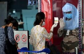 Kasus Covid-19 Melonjak, Jepang Perketat Kedatangan dari India